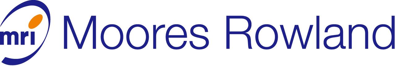Moores Rowland Tajikistan logo